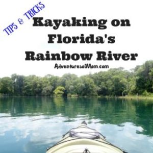 Kayaking Florida's Rainbow River