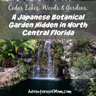 North Central Floridau0027s Secret Japanese Botanical Garden | Adventures Of Mom