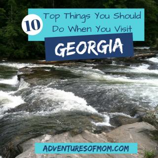 Top 10 Things You Should Do When You Visit Georgia