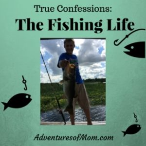 True confessions about the fishing life