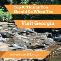 Top 10 things you should do when you visit Georgia