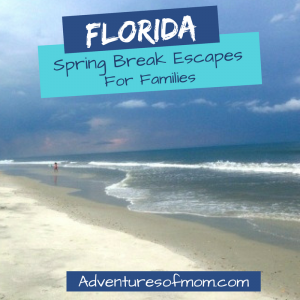 Florida Spring Break Escapes fro Families