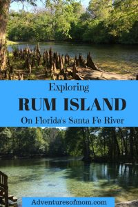Exploring Rum Island (Pirates not included)