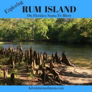 Exploring Florida's Rum Island