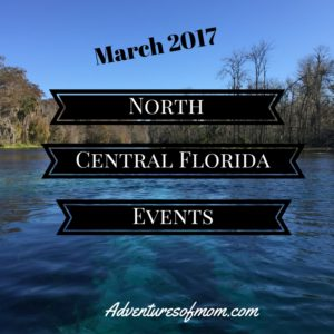 Events forNorth Central Florida March 2017