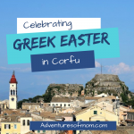 Celebrating Greek Easter in Corfu