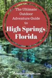 Ultimate Outdoor Adventure Guide to High Springs, Florida