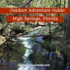 Outdoor Adventure Guide to High Springs, Florida