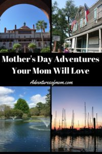 Mother's Day Ideas (Lunch suggestions included) 2017