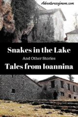 Snakes in the Lake: Tales from Ioannina, Greece