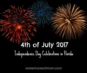 4th of July 2017 celebrations in Florida