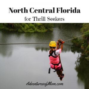 Thrill Seeker Adventures in North Central Florida