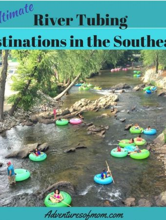 River Tubing for Families in the Southeastern USA