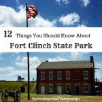 12 Things you should know about Fort Clinch State Park