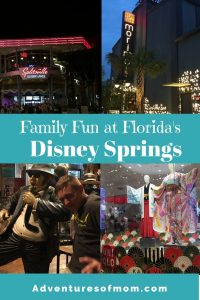 Family Fun at Florida's Disney Springs