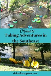 Ultimate River Tubing Adventures in the Southeastern USA