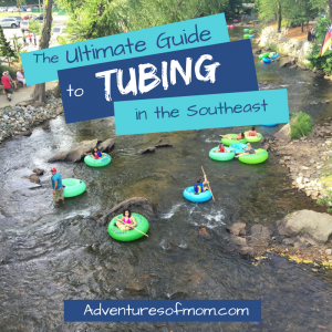 The Ultimate Guide to Tubing in the Southeast
