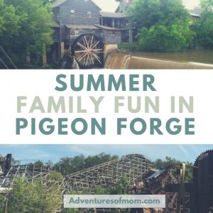 Family Fun in Pigeon Forge