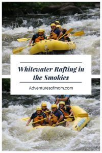 Whitewater Rafting Adventures in the Smoky Mountains