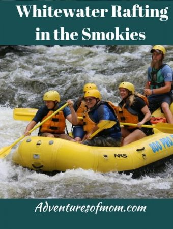 Whitewater Rafting in the Smoky Mountains
