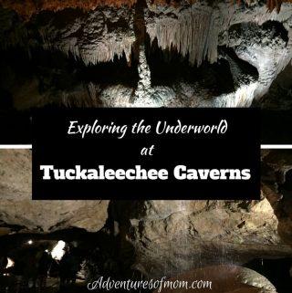 Exploring the Underworld at Tuckaleechee Caverns