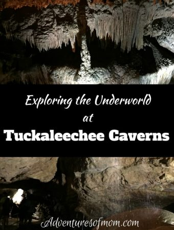 Exploring the Underworld at Tuckaleechee Caverns