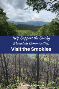 Support the Smoky Mountain Communities by visiting the Smokies