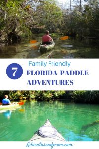 7 Florida Paddling Adventures for Families