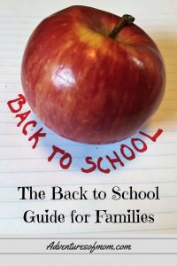 The Back to School Guide for Families