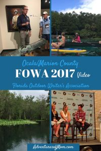 FOWA 2017: Florida Outdoor Writer's Association Annual Conference Highlights (video)
