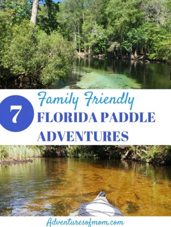 7 Florida Paddling Adventures for Familiesx