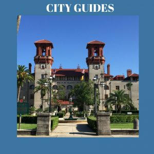 City Guides to Family Friendly Destinations in the Southeastern US