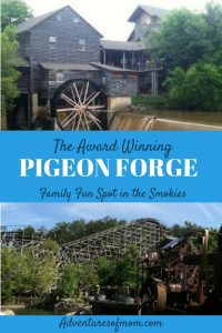 Award-Winning Festivals & Fun in Pigeon Forge