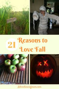 21 Reasons to Love Fall