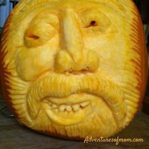 21 Reasons to Love Fall #8 Pumpkin Carving!