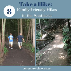 Take a Hike: 8 Family Hikes in the Southeast