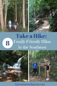 Take A Hike: Family Friendly Hikes in the Southeast