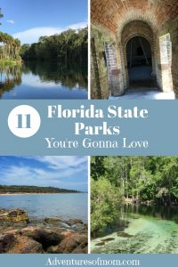 11 Florida State Parks You'll Love