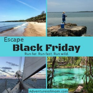 Escape Black Friday Madness