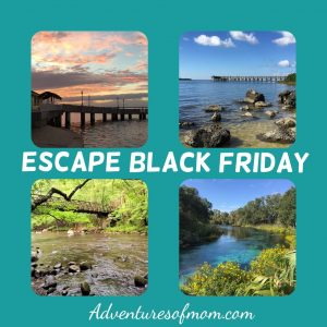 Escape the Black Friday Madness