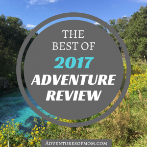 The Best of 2017: An Adventure Review