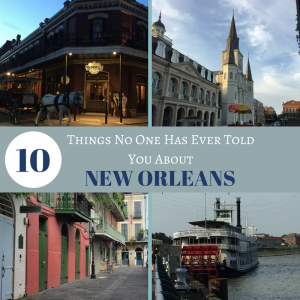 10 Things You Should know Before Taking Your Family to New Orleans