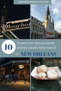 Top 10 Things to Know When Planning a Trip to New Orleans