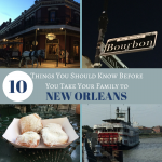 Top 10 Things to Know About New Orleans