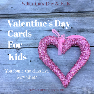 Valentine's Day Cards for Kids- What You Need to Know
