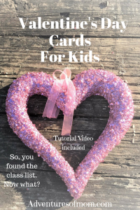 Valentine's Day Cards and Your Child- What You Need to Know