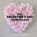 Easy Valentine's Day Cards for Kids to Make