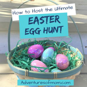 How to Host the Ultimate Easter Egg Hunt