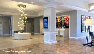Hilton Ocala Lobby
