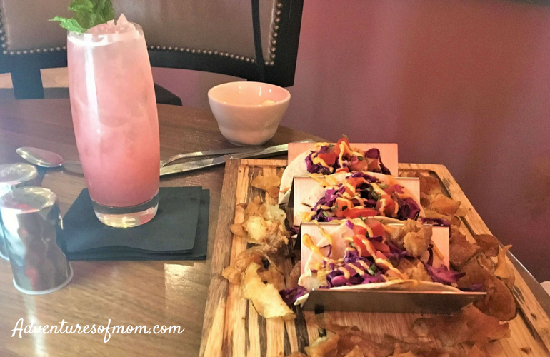 Florida food with a twist at the Hilton Ocala's Market Kitchen & Bar
